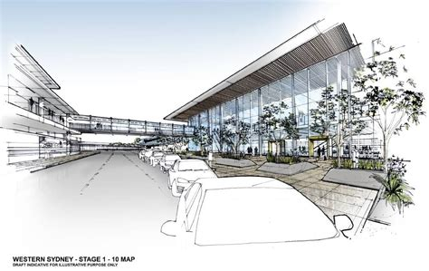 proposed western sydney airport badgerys creek page