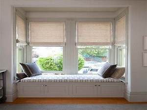 How To & Repair : How To Make A Bay Window Seat With
