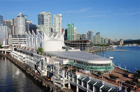 Canada Place Cruise Ship Terminal | Fitbudha.com