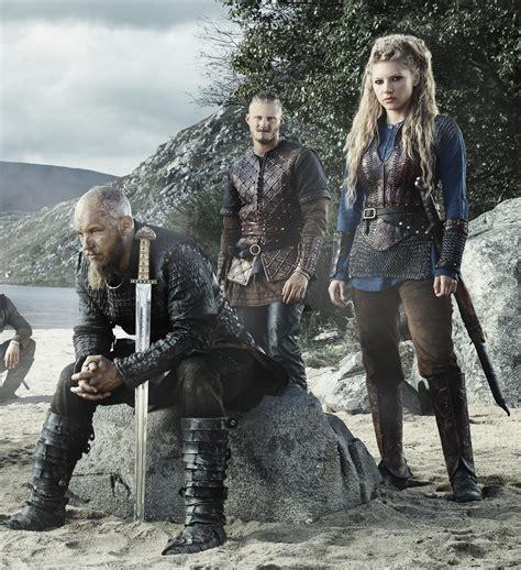 Vikings Season 3 Cast Photo And Details Lagertha Teaser