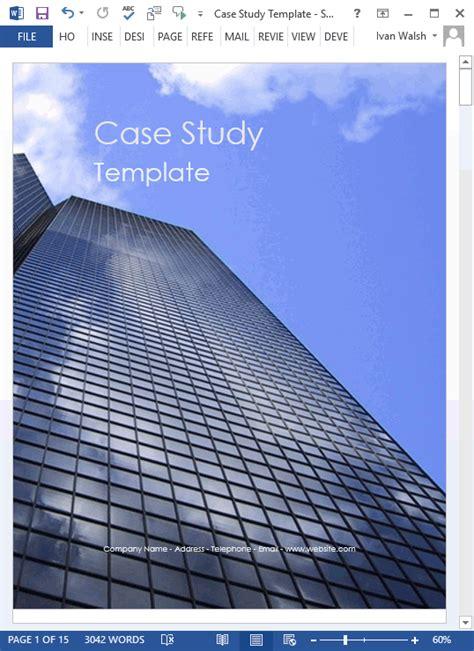write   case study
