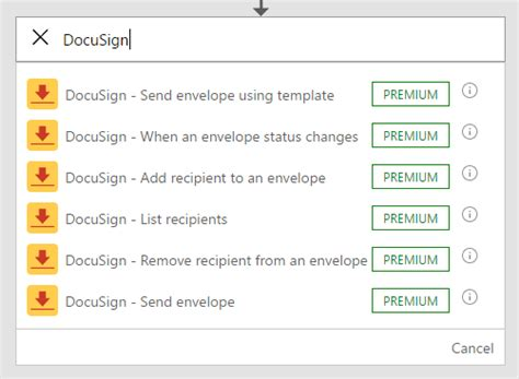 Microsoft Flow Adds Support For Docusign, Surveymonkey