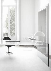 Glass Desk The Most Beautiful Accessory For Your