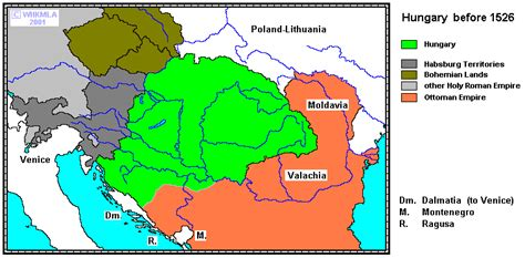Ottoman Kingdom by Whkmla History Of The Kingdom Of Hungary