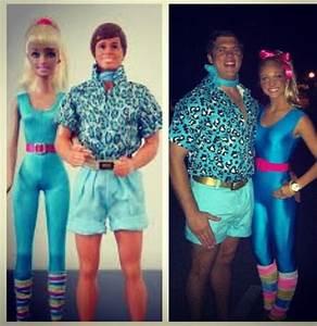 Halloween Paar Kostüme : diy barbie costume 2018 diy halloween costume ideas pinterest kost m halloween and paar ~ Frokenaadalensverden.com Haus und Dekorationen