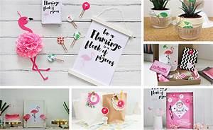 Bastel Und Dekoideen : flamingo bastel ideen miomodo diy blog ~ Lizthompson.info Haus und Dekorationen