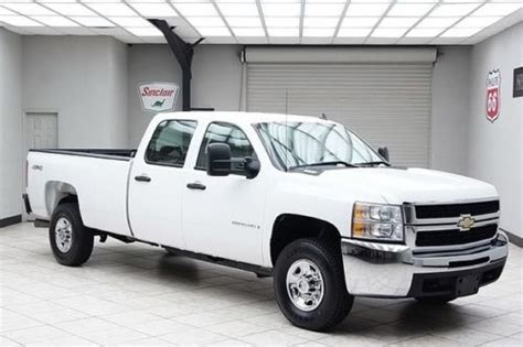 hayes car manuals 2008 chevrolet silverado 2500 interior lighting purchase used 2008 chevy 2500hd diesel 4x4 crew cab long bed 1 texas owner in mansfield texas