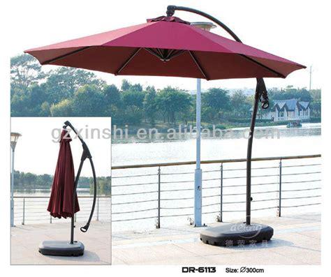 outdoor big umbrella stand with wheels buy umbrella
