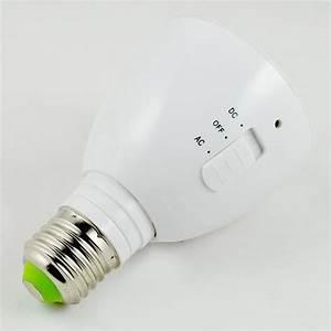Ampoule E27 Led : ampoule led e27 rechargeable ampoule led e27 ~ Edinachiropracticcenter.com Idées de Décoration