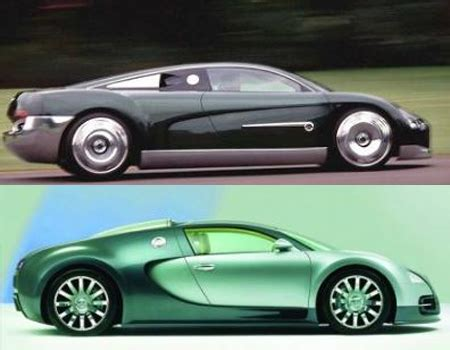 There are a lot of facts about it, that are amazing, and here are a few: Separated at Birth: Bugatti Veyron and Bentley Hunaudi res ...