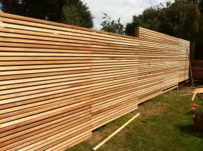 Home Depot Treated Deck Boards by Blog Case Study Western Red Cedar Slatted Screens