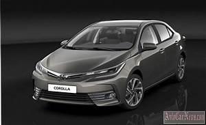 New 2017 Toyota Corolla фото, характеристики Тойота ...
