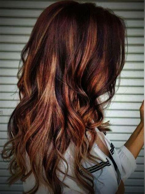 braune haare mit roten strähnen rot braune haare blond highlights uhhhhh auburn hair with highlights auburn hair und
