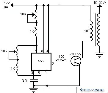 stable flyback transfomer drive circuit all about circuits