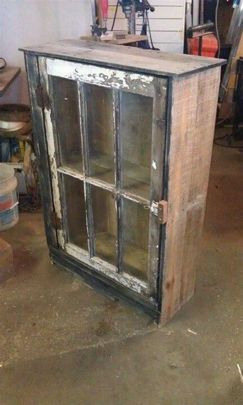 turn   window   cabinet diy projects