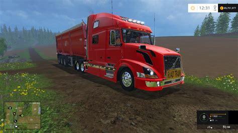 fs  volvo vnl  truck simulator games mods