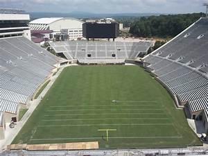 Lane Stadium Interactive Seating Chart Lane Stadium Section 506 Rateyourseats Com