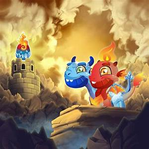 Dragonvale Egg Chart Wiki Ice Fire Dragon Information In Dragon City