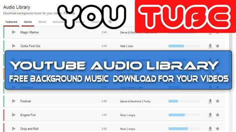 If you're into downloading mp3s and music songs in general, you have probably used an mp3 downloader online website our platform is an online youtube mp3 downloader, which means you can convert youtube to mp3 with absolute ease. Youtube Audio Library Free Background Music Download For ...