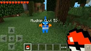 pokemon minecraft pe pokemon server images