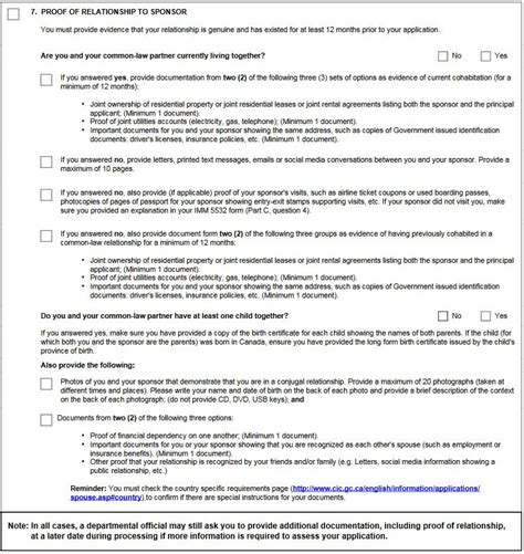 Received Of Receipt Unique Sponsorship Contract Border Canada S New Spousal Sponsorship Forms Process The
