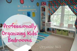 Top 5 Lessons I Have Learned While Professionally Organizing Kids' Bedrooms   Organize 365