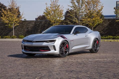2018 Chevy Camaro Red Line Concept Revealed Gm Authority