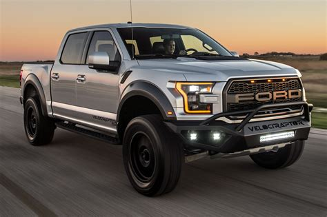 2017   2018 Ford Raptor F 150 Pick up Truck   Hennessey