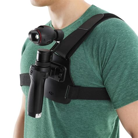 dji osmo chest strap mount part