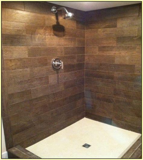 Ceramic Tile Bathroom Showers by Wood Grain Ceramic Tile Shower Mj S Favorites Wood