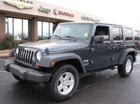 jeep wrangler wd unlimited  gas mileage
