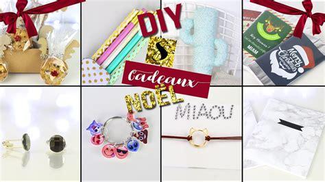 diy noel 8 idees cadeaux pour toute la famille pas cher francais