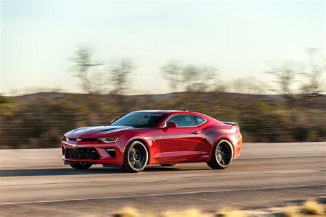 2016 Hennessey Camaro Ss First To Break 200 Mph Mark
