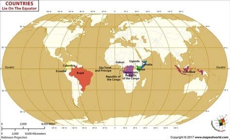 countries   equator   quora