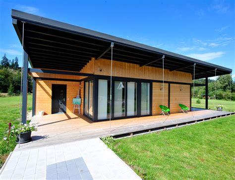 plan maison 120m2 3 chambres maison bois plain pied type loft nos maisons ossatures