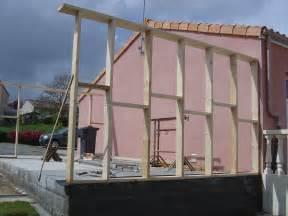 autoconstruction d un garage 224 ossature bois mongarageenbois overblog