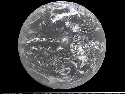 Goes Earth Disk Bands Abi Enlarge Satellite