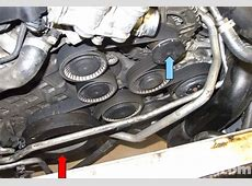BMW E60 5Series Drive Belt, Tensioner, Idler Replacement