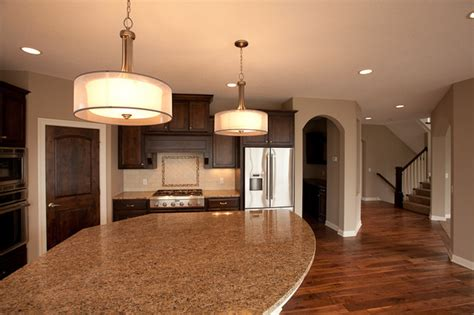 images of model homes interiors quot harrison quot model home kitchen traditional kitchen