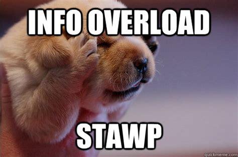 Overload Meme - enzymes biochem80p