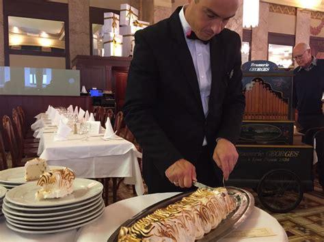 restaurant la cuisine lyon la brasserie georges restaurant lyon horaires