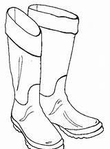 Template Boots Coloring Rain Boot Pages Printable Winter Drawing Santa Snow Templates Colouring Sketch Hiking Printables Getdrawings Christmas Claus Easy sketch template
