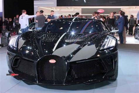 The bugatti chiron price may seem overwhelming, but the below specs justify the price of admission. Bugatti Chiron Black Car price is Rs 118 crores - Most ...