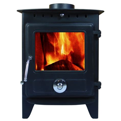 kw reepham clean burn modern log burner multifuel