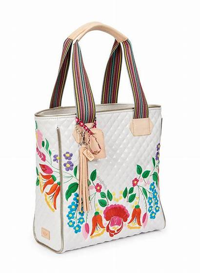 Consuela Tote Classic Alma Overview Shady