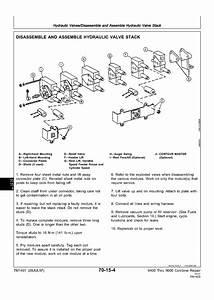 John Deere Tm1401 Tm1402 Tm1402s Tm1545 Technical Manuals