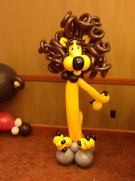 images  lion king  pinterest baby shower parties balloon columns  columns