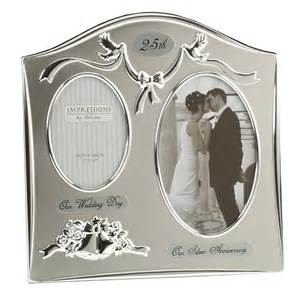 25 wedding anniversary gift ideas wedding anniversary gifts 25th wedding anniversary gifts for parents uk