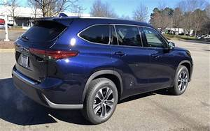 2019 Toyota Highlander Limited Owners Manual