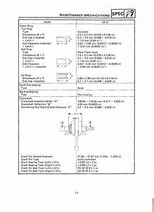Yamaha G Golf Cart Parts Manual Repair Spark Wiring